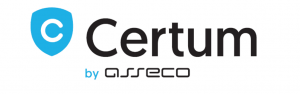 certum ssl logo