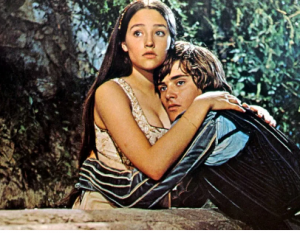 Juliet from Romeo and Juliet